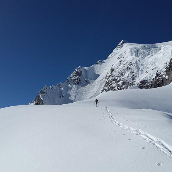 Anthropogener Einfluss auf Gletscher und Polarregionen